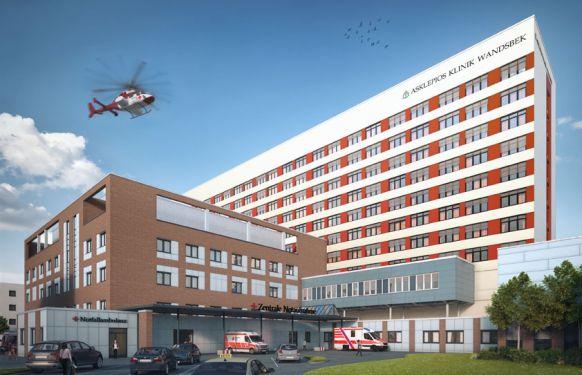 الدكتور - إيريك فريتسشا  - مستشفى أسقليبيوس فانديسبيك