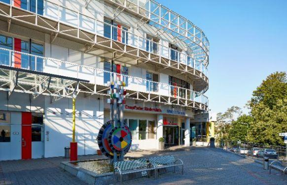Prof. - Maximilian Stehr - Cnopf Children's Hospital