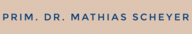 جراحة خاصة د.ماتياس شاير - جراحة البطن - Feldkirch