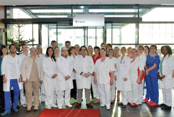 Dr - Zaher Halwani - Humboldt Vivantes Hospital
