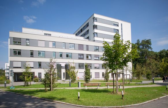 Prof. - Brigitte Mayinger - Helios Hospital, Munich West