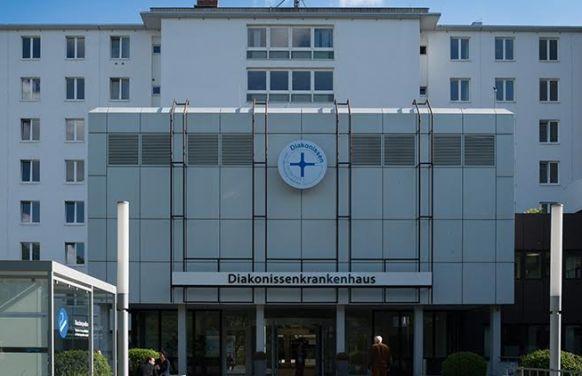 الدكتور - هينيج رول - .مستشفى دياكنوسن الإنجيلي في مانهايم ذ.م.م