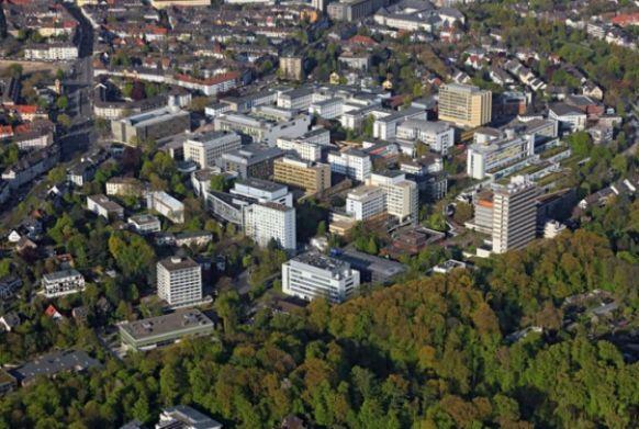 Prof. - Herbert Rübben - Essen University Hospital