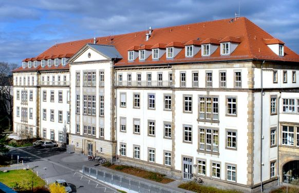 Prof. - Klaus-Peter Guenther - Carl Gustav Carus University Hospital, Dresden, at the Technical University of Dresden